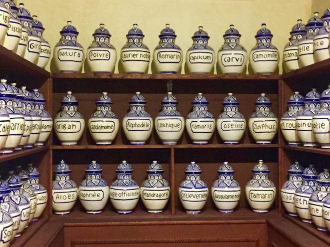 Aromates du Maroc
