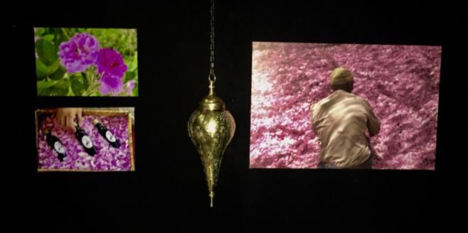 Le musée du parfum espace culturel à Marrakech