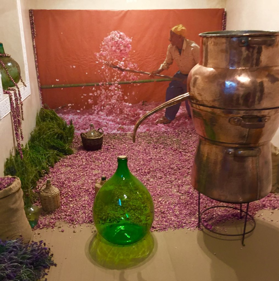 The Museum of Perfume