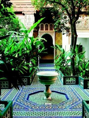 Le jardin au Maroc, un art de vivre