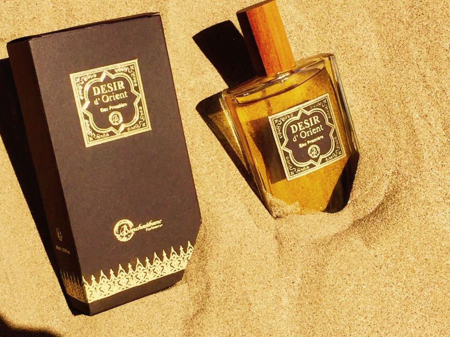 DÉSIR D'ORIENT - Une nouvelle Collection de parfums by Benchaâbane