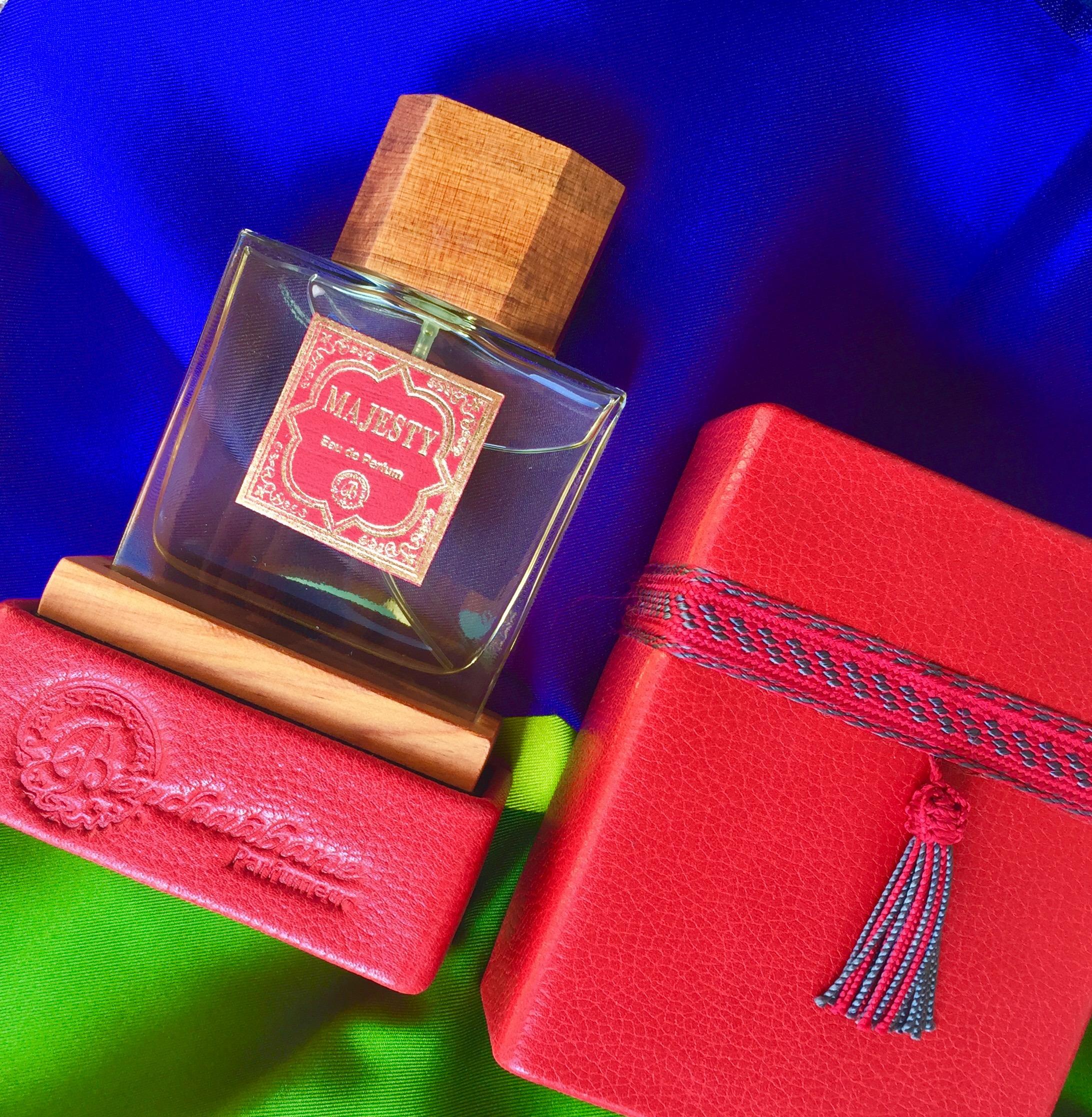 Le printemps est déjà là et et le nouveau Parfum Majesty by Benchaâbane est arrivé