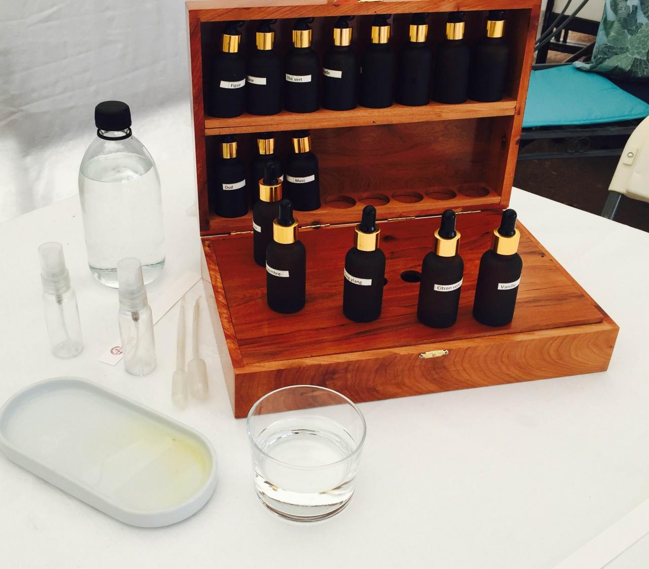 Petite école de parfumerie