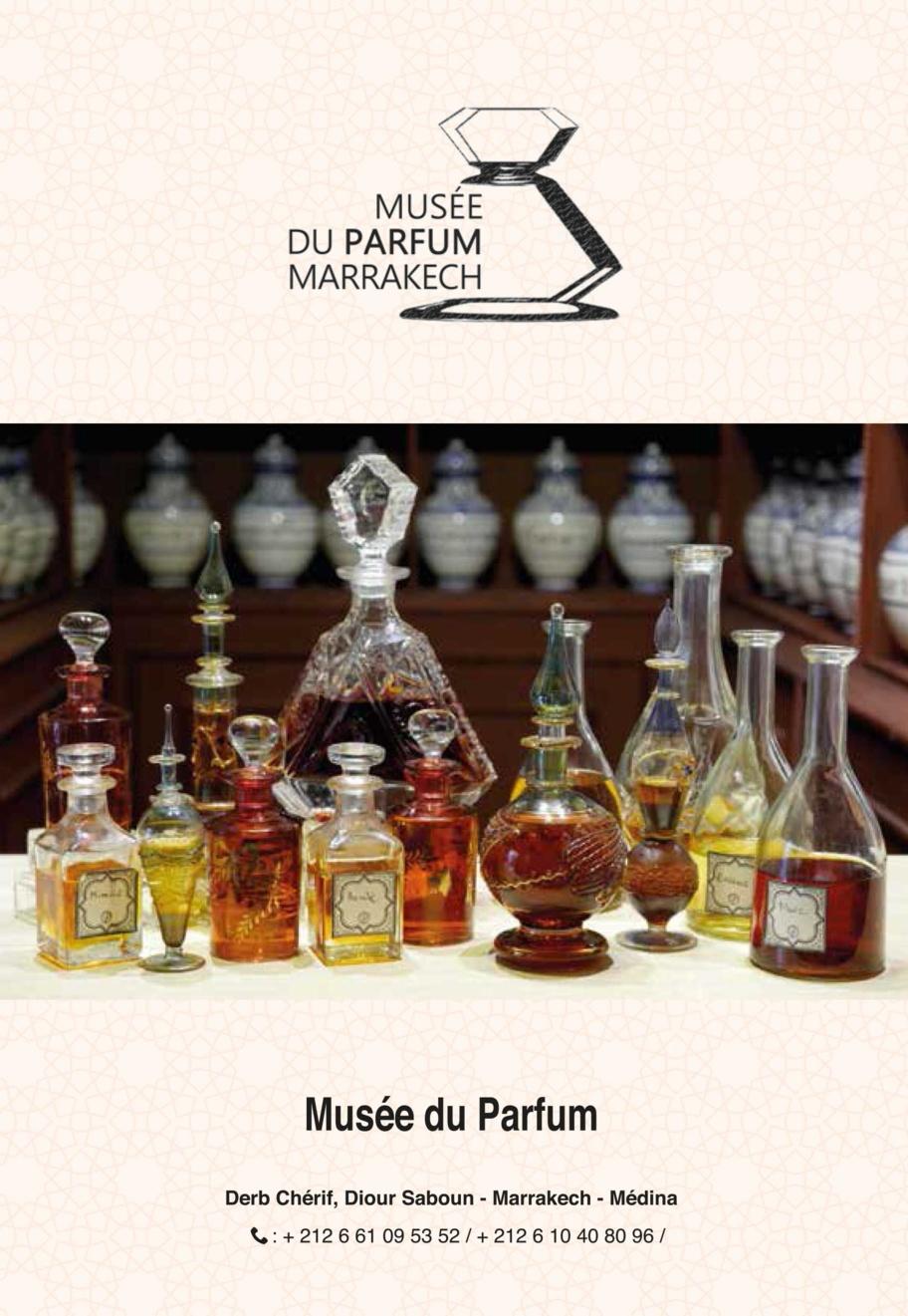 Musée du Parfum à Marrakech