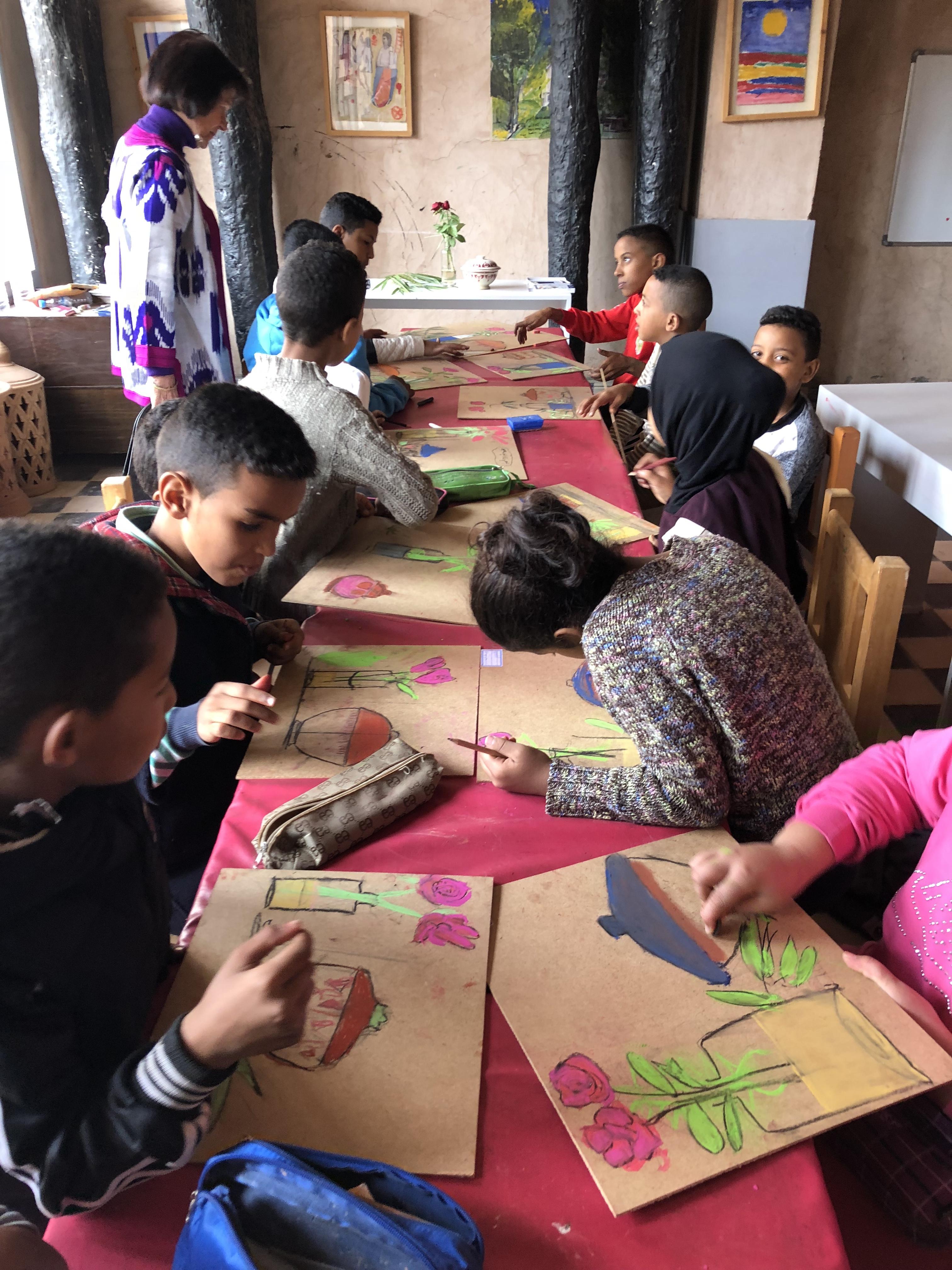 Ateliers d' Artistique pour enfants