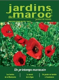 L\'Edito du Troisiéme numéro du Magazine \'Jardins du Maroc\'