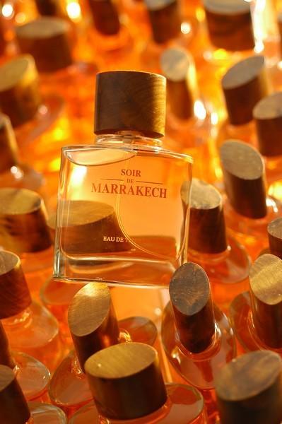 Soir de Marrakech à l'Osmothèque de Versailles : Le conservatoire international des parfums