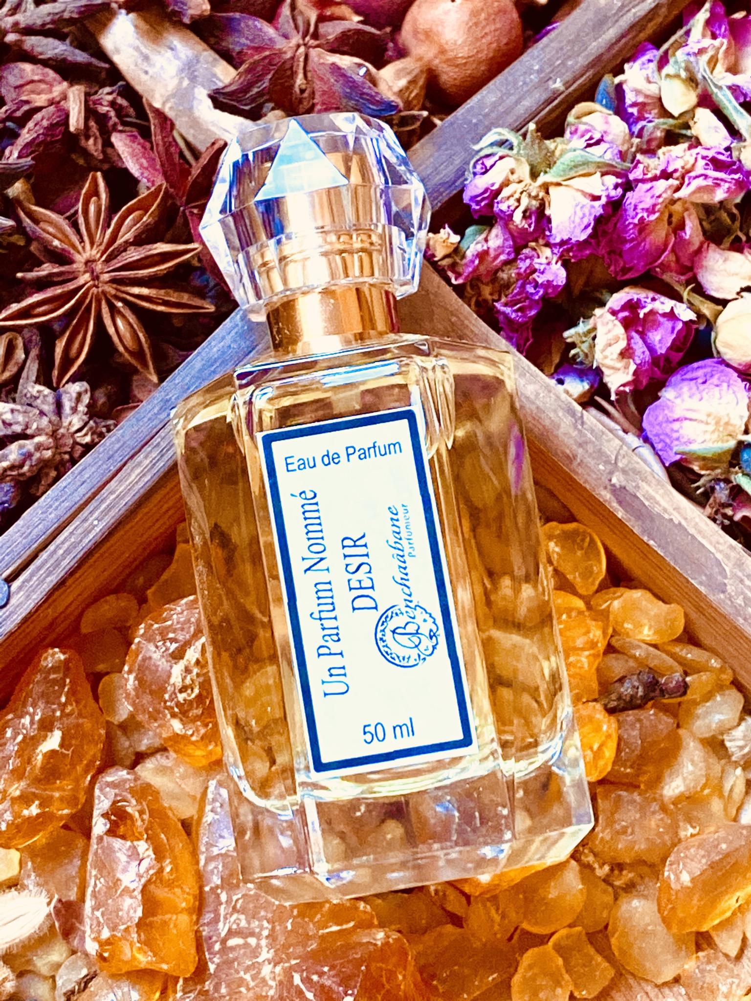 Un Parfum nommé DÉSIR