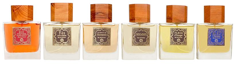 Eaux de parfums 50ml