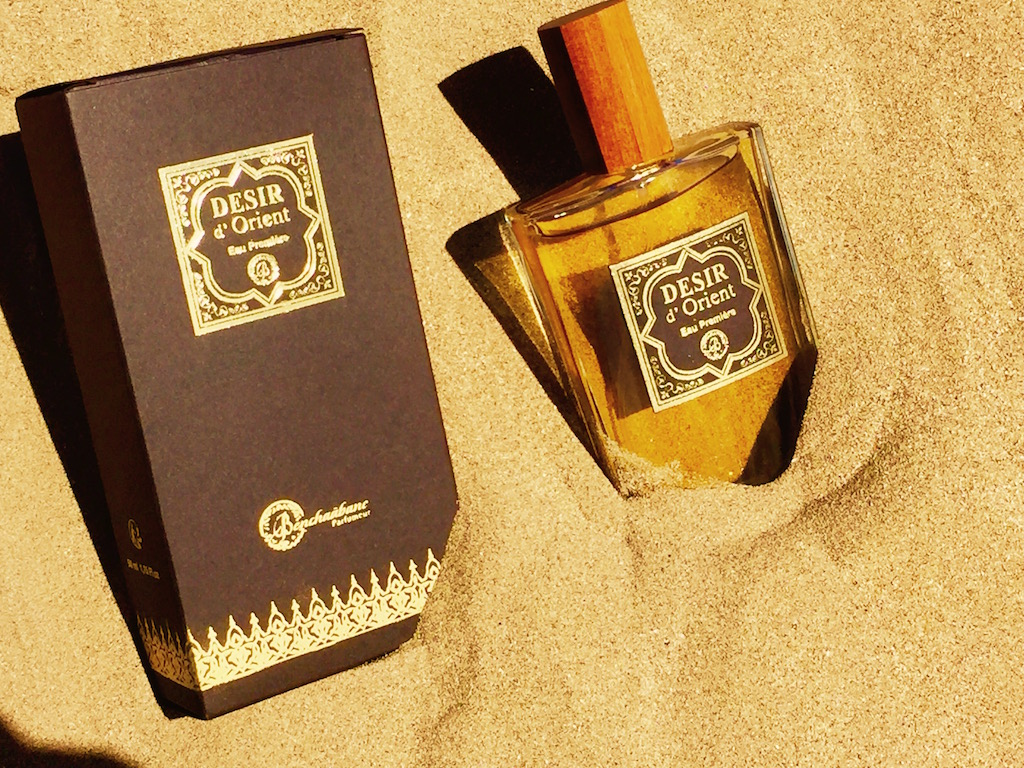 DÉSIR D'ORIENT - Une nouvelle Collection de parfums by Benchaâbane