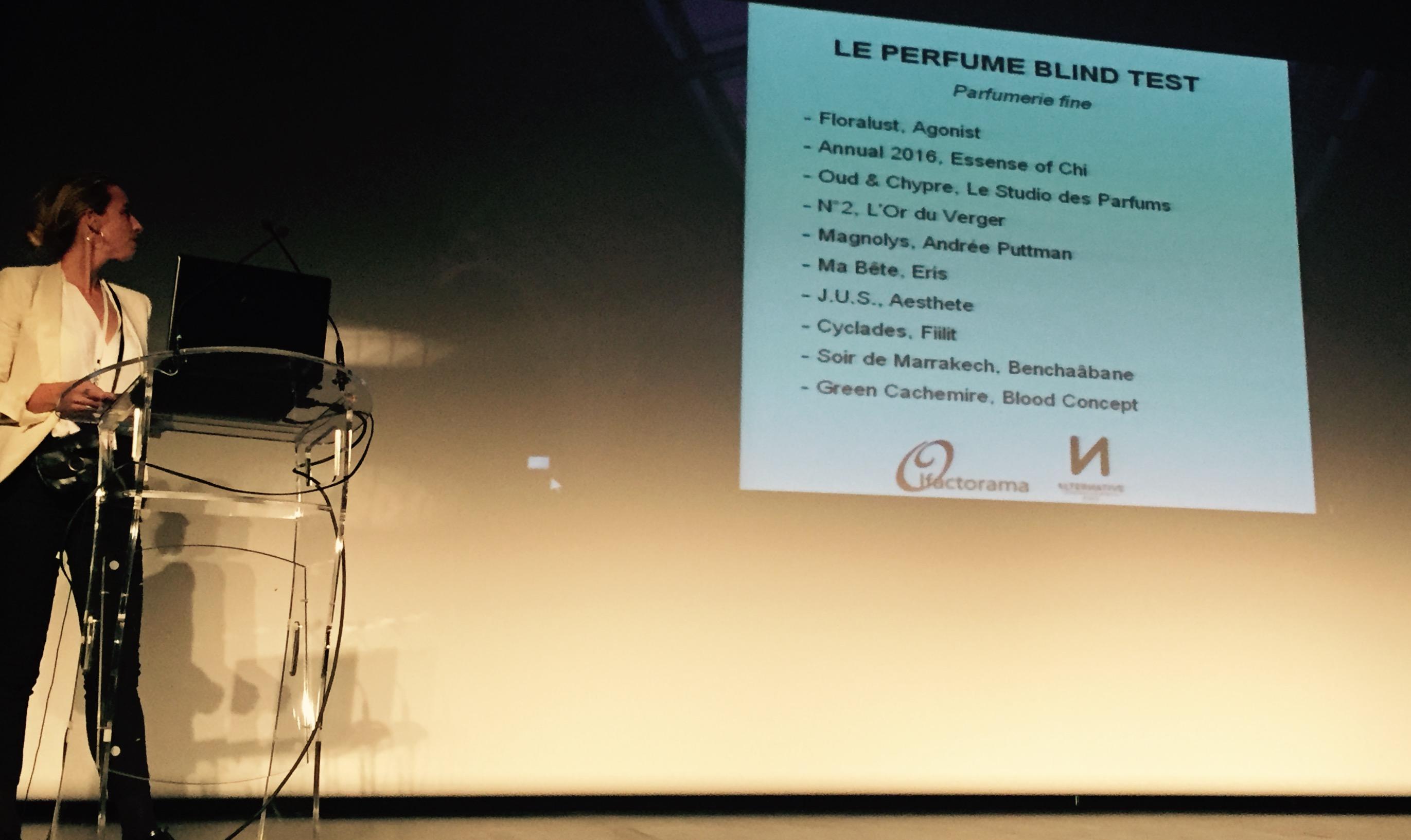 Soir de Marrakech nominé à Paris pour le prix Olfactorama