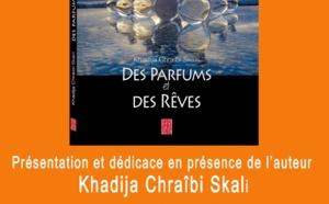 Présentation et dédicace du livre de Khadija Chraibi