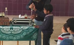 Petite leçon de parfumerie à Benslimane